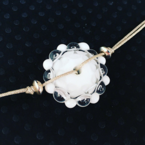 BLANC COLLECTION MANDALA BRACELET
