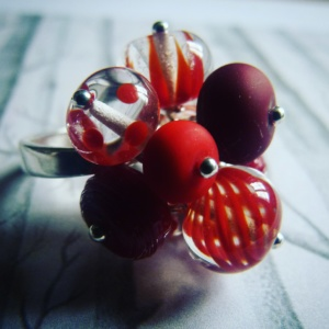 ROUGE GRAPHIC BAGUE GM